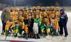 Юниоры «Водника» - победители предварительного этапа первенства России