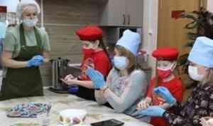 Выходной с мамой: в патриотическом клубе «Ратник» состоялся кулинарный мастер-класс