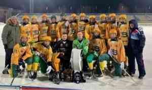 Молодёжка «Водника» победила на предварительном этапе первенства России