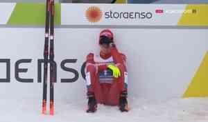 Александр Большунов взял «бронзу» вмарафоне начемпионате мира полыжным гонкам