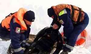 На юге области спасатели начали подготовку к ледоходу и паводку
