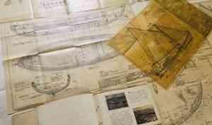 Уникальные документы из архива Соломбальской судоверфи представят в Архангельске