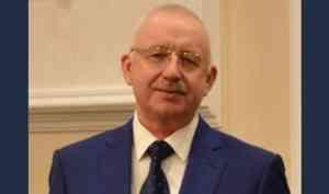 Глава Котласского ДРСУ Алексей Захарчук награжден Почетной грамотой Президента России