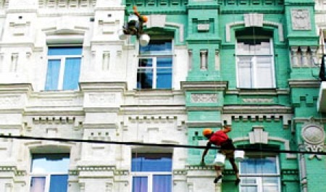 Основные виды высотных работ для промышленных альпинистов