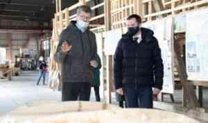 Поморский коч должен стать востребованным турпродуктом Архангельской области