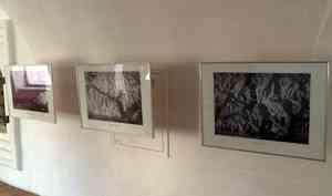 ВГостиных дворах открылась выставка фотографий космонавта Ивана Вагнера
