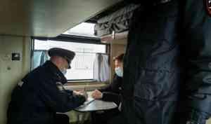ВКотласе шестилетняя девочка упала сверхней вагонной полки