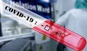 В Архангельской области за сутки зарегистрировали 76 новых случаев заражения COVID-19