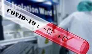 За сутки в Архангельской области выявили 75 новых случаев коронавируса