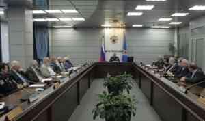 Ветераны МЧС России обсудили подготовку к организации празднования Дня Победы