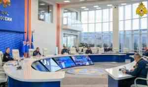 Всероссийское командно-штабное учение стало проверкой эффективности работы всей системы РСЧС