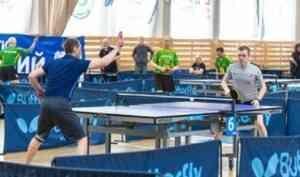 Активное долголетие: более 200 северян стали участниками турнира по настольному теннису