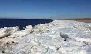 Ледоход в Архангельске ожидается в начале следующей недели