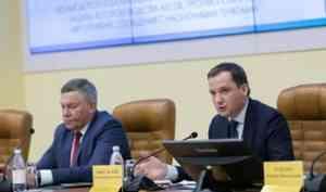 Александр Цыбульский заявил о необходимости увеличивать объемы лесовосстановления