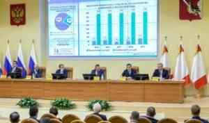 На совещании в Вологде Александр Цыбульский назвал основные драйверы развития лесной отрасли