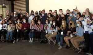 Сегодня в Архангельске начал работу городской форум «Молодёжь в действии»