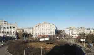 17 апреля в Архангельске будет +11°С