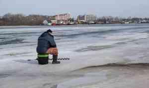 В Архангельске двое детей чуть не утонули из-за совета рыбака