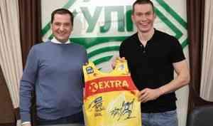 Александр Цыбульский обсудил с Александром Большуновым планы спортивной мести