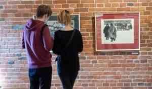 В архангельском музее Борисова работает выставка «Арктическая сага»