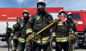Пожарной охране Северной Осетии 160 лет