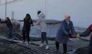 В Гостиных дворах впервые работали волонтеры культуры