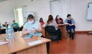 Общественный штаб по наблюдению за выборами проводит семинарские занятия с будущими наблюдателями