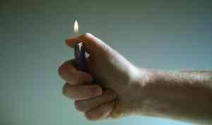 Депутаты Архангельской области хотят запретить продажу зажигалок несовершеннолетним