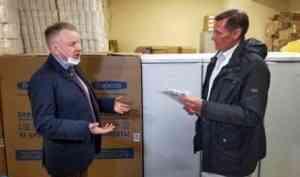 Группа «Аквилон» оказала помощь Архангельской областной больнице