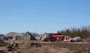 В 2021 году планируется отремонтировать 50 километров дороги на Мезень