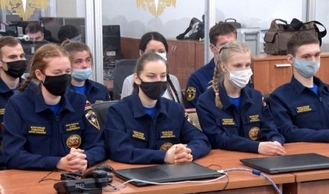 УВсероссийского студенческого корпуса спасателей— юбилей