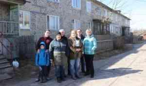 В Цигломени жители 12-квартирного дома остались без горячей воды