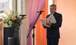 Ветеранское движение Новодвинска отмечает 40-летний юбилей