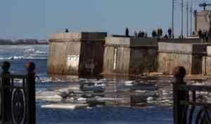 На Северной Двине закончился ледоход