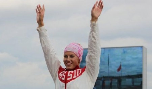 Наталья Подольская выиграла вторую золотую медаль на Кубке России по гребле