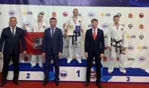 Спортсмены Архангельской области в числе лучших техэквондистов России
