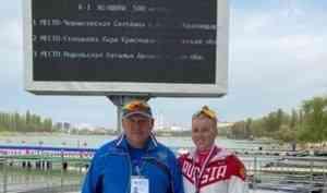 Наталья Подольская взяла ещё одну медаль на Кубке России