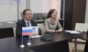 САФУ продолжает научно-образовательное сотрудничество с Республикой Узбекистан