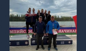 У Натальи Подольской - третье золото Кубка России!