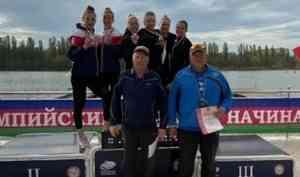 Наталья Подольская взяла третье «золото» на Кубке России по гребле на байдарках и каноэ