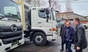 Автопарк регоператора в сфере ТКО пополнила новая техника