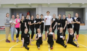 САФУ готовится к участию во Всероссийском студенческом фестивале ГТО