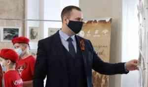 Выставка «Война глазами художника» открылась в Архангельске