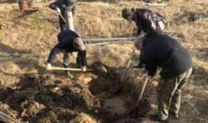 В Холмогорском районе раскрыто убийство, совершенное в 2008 году