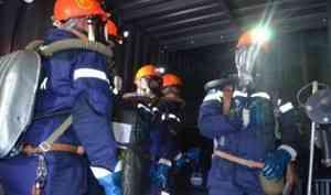 Горноспасатели МЧС России – 11 лет на страже безопасности шахтеров