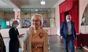 Светлана Дейнеко официально вступила в должность главы Котласа