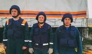 В Севастополе за неделю майских каникул пиротехники МЧС России обнаружили 145 боеприпасов времён войны