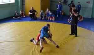 Более 50 борцов из Северодвинска и Североонежска стали участниками областного турнира «День Победы»