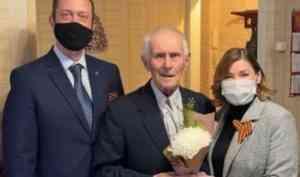 В День Победы члены регионального правительства встретились с ветеранами Великой Отечественной войны