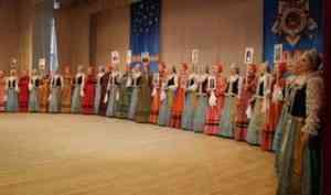 Северный хор исполнил песни военных лет и присоединился к акции «Бессмертный полк»